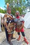 Épocas e épocas Roma antiga Rússia moscow Em junho de 2015 imagens de stock royalty free