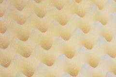 Éponge acoustique de mousse Image stock