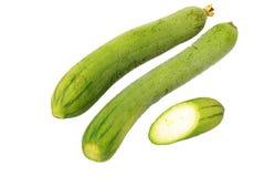 Éponge végétale de courge d'éponge (cylindrica Roem de luffa ) Photos libres de droits