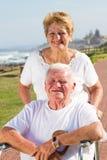 Épouse affectueuse Image libre de droits