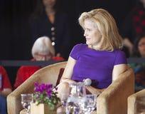 Épouse de Heidi Cruz du sénateur Ted Cruz Photos stock