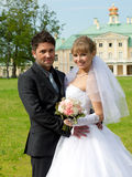 Jour du mariage Image libre de droits