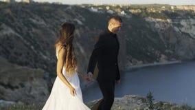 Épouser des couples sur le haut cap supérieur clips vidéos