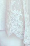 Épouser le voile nuptiale Image libre de droits