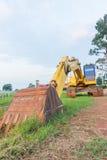 Épuisette de construction image libre de droits