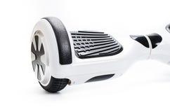 Équilibrage d'individu de double roue électrique Photographie stock
