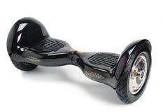 Équilibrage d'individu de double roue électrique Image stock