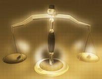 Équilibre illustration libre de droits