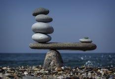 équilibre Images stock