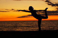 Équilibre. Image libre de droits