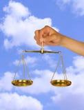 Équilibre photo libre de droits