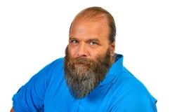 Équilibre continuel de la barbe Photos libres de droits