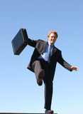 Équilibre d'affaires Images stock