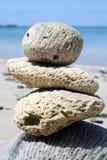 Équilibre de corail Image stock