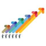 Équilibre de récupération Image libre de droits