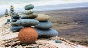 Équilibre et harmonie Images stock