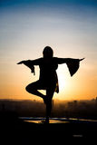 équilibre important Photos stock