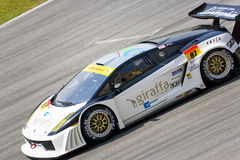 équipe 2009 superbe d'emplacement du GT j Japon Images libres de droits