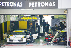 équipe 2009 superbe d'emplacement du GT j Japon Photographie stock libre de droits