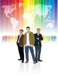 équipe Image libre de droits