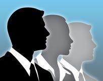 Équipe d'affaires illustration libre de droits