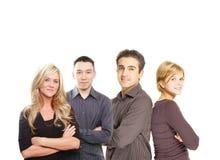 Équipe d'affaires Photographie stock libre de droits