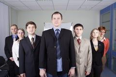 Équipe d'affaires Photos stock