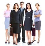 Équipe d'affaires. Images libres de droits