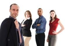 Équipe d'affaires Photos libres de droits