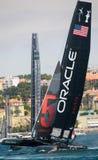Équipe d'Oracle Photographie stock