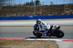 Équipe de BMW Motorrad Goldbet photographie stock