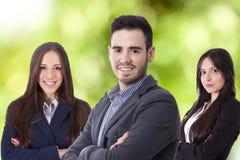 Équipe de cadres commerciaux photos libres de droits
