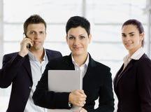 équipe de femme d'affaires Images stock