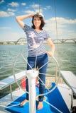 Équipe de femme de marins Photo libre de droits