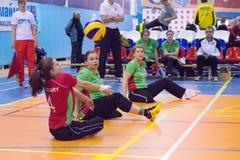 Équipe de la Hongrie Image libre de droits