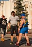 Équipe de Vasily Virastjuk Image stock