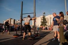 Équipe de Vasily Virastjuk Photographie stock libre de droits