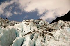 Équipe des grimpeurs Photo stock