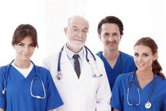 Équipe des médecins image stock