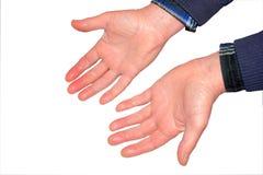 Équipe des mains Image libre de droits