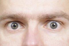Équipe des yeux Photos stock