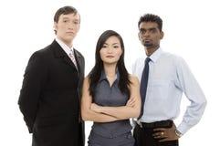 Équipe diverse 1 d'affaires Photographie stock libre de droits