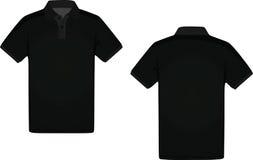 Équipe le T-shirt de polo illustration de vecteur