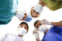Équipe médicale Photo libre de droits