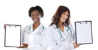 Équipe médicale Image stock