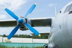 Équipement aéronautique en plein air Photographie stock libre de droits