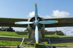 Équipement aéronautique en plein air Image stock