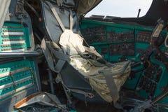 Équipement aéronautique en plein air Images libres de droits