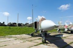 Équipement aéronautique en plein air Photographie stock