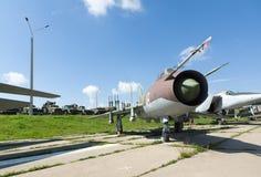 Équipement aéronautique en plein air Image libre de droits